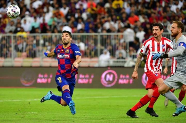 Suarez quitte le Barça pour l'Atletico les larmes aux yeux !