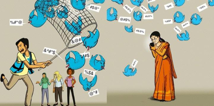 Twitter ne protège pas assez les femmes, selon Amnesty International
