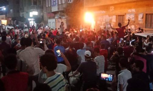 Egypte : Les manifestations contre Sissi se poursuivent toujours