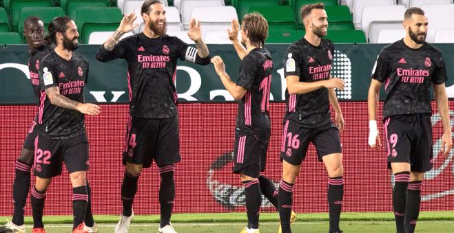 Liga : Le Real Madrid piétine mais gagne…