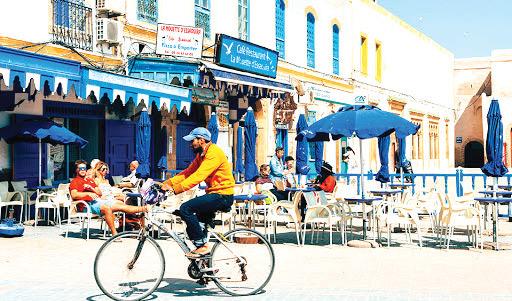 Essaouira : Sensibilisation sur la nécessité de la «mobilité douce»