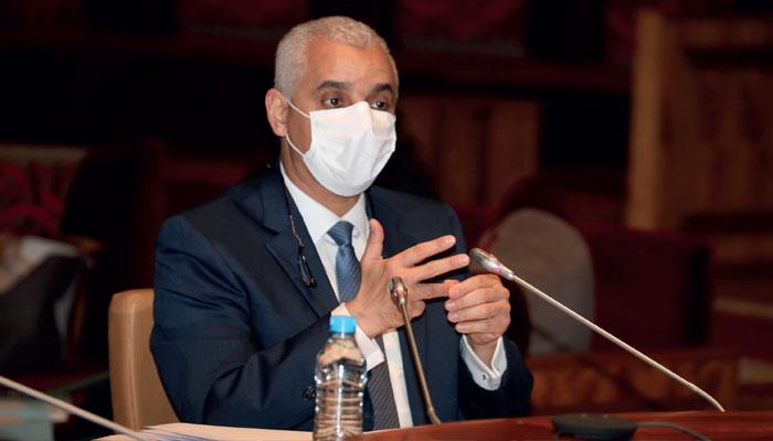Khalid Ait Taleb : «Nous sommes encore dans la première vague»