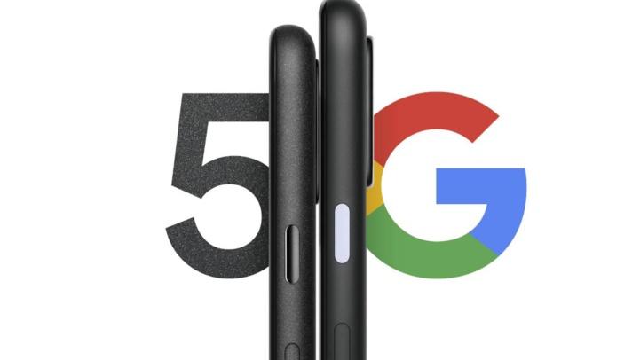 Google renforce son arsenal 5G avec le nouveau Pixel 5