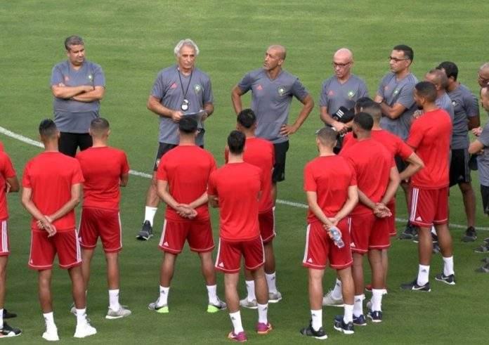 Concentration de l'équipe nationale : Munir El Haddadi parmi les 26 convoqués !