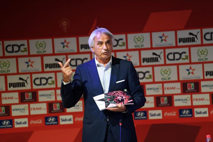 """Affaire Hamedallah /  Vahid Halilhodzic : """"Je ne supplierai jamais un joueur de porter le maillot national même s'il s'agissait de Messi !"""""""