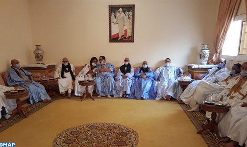 Création d'entités fantoches : les chioukhs des tribus sahraouies dénoncent