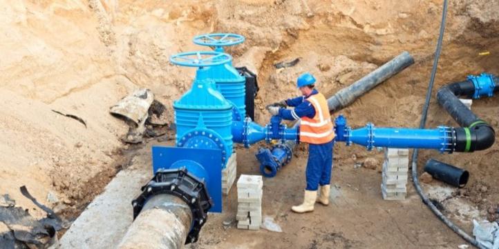 Restrictions d'eau à Agadir à compter du samedi