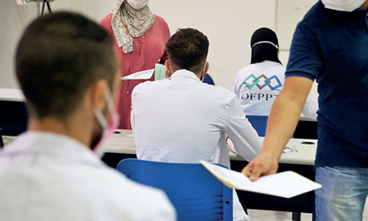OFPPT: Presque 23.000 stagiaires passent les examens de rattrapage