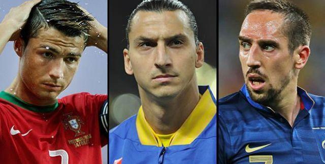 Magazine/ Ibrahimovic, Ronaldo, Ribéry... Fringants, les vétérans d'Italie