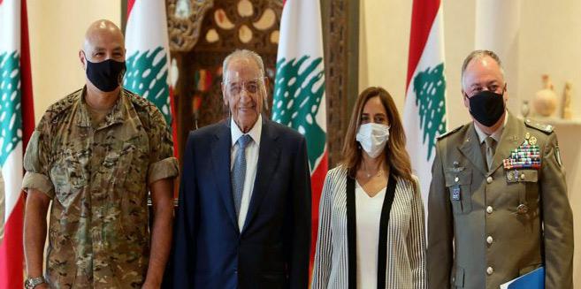 Liban-Israël : Pourparlers sur les frontières