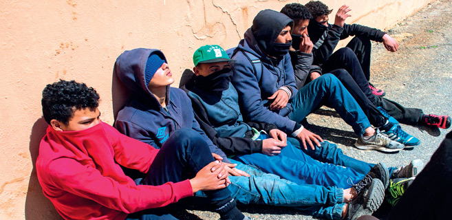 Les «desamparo» marocains hors du lot et plus que jamais abandonnés