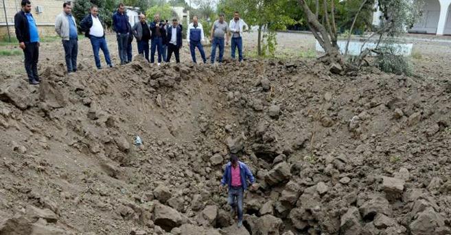 Karabakh : Bakou réclame le retrait arménien et des excuses