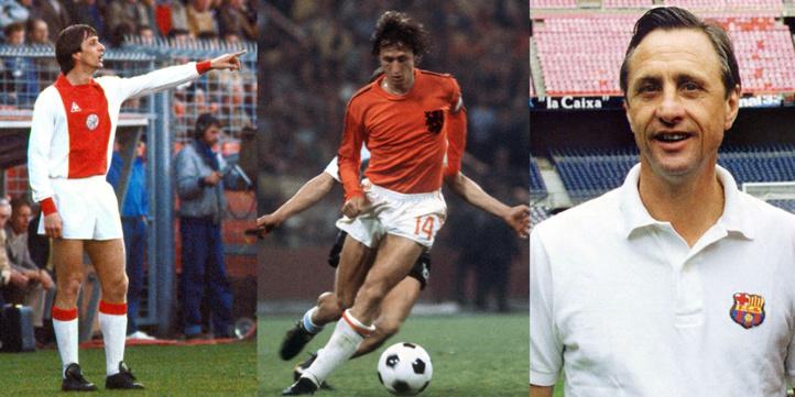 Aux Pays-Bas, une comédie musicale dédiée à la légende du foot Johan Cruyff