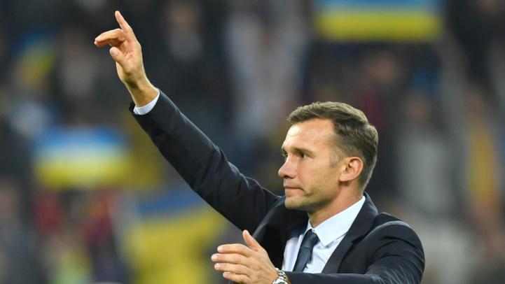 Amical: Shevchenko, monument incontournable du football ukrainien