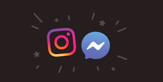 Messagerie : Facebook fusionne Instagram et Messenger