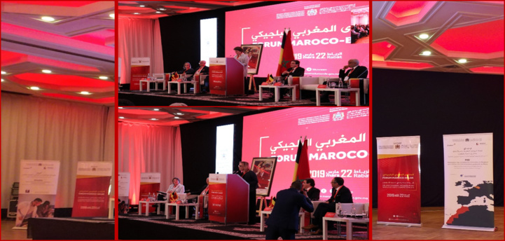 La deuxième édition du Forum maroco-belge sur l'investissement aura lieu début 2021