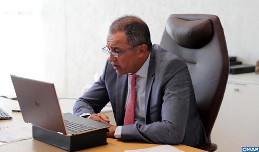 Ahmed Réda Chami, président du CESE