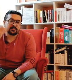 El Mehdi El Kourti s'exprime sur le soutien au Livre
