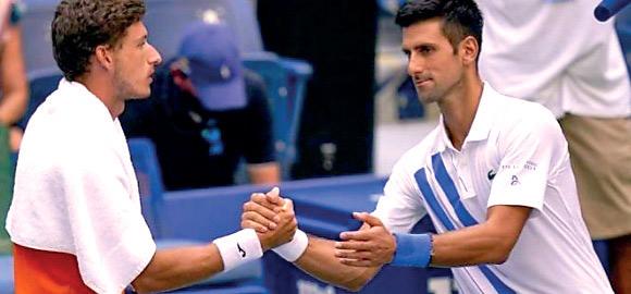 Tennis : Aujourd'hui, «Djokovic / Carreno-Busta» à l'affiche