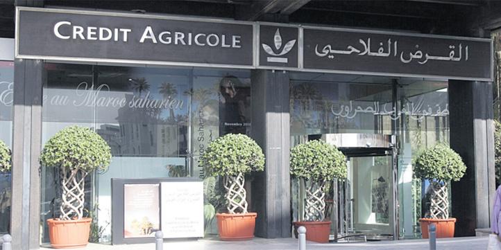 Covid-19 : Crédit agricole  s'en sort  indemne