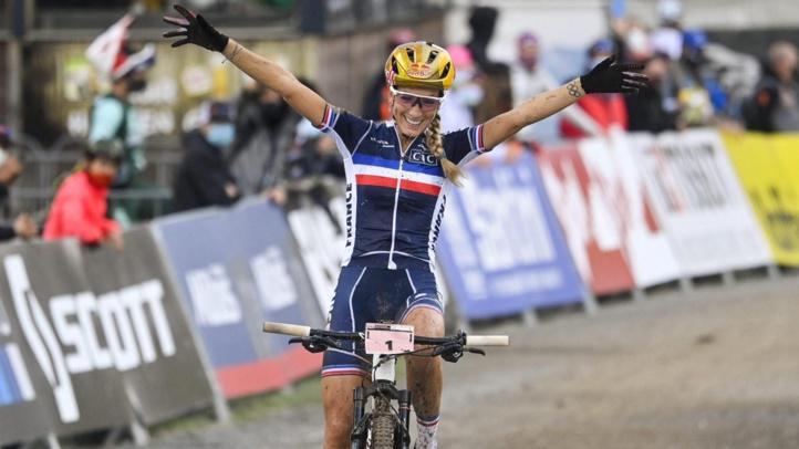 Championnats du monde de cross-country VTT : La Française Pauline Ferrand-Prévot décroche le titre