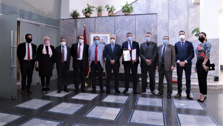 La promotion des normes de la santé et la sécurité au travail au centre de deux nouvelles conventions