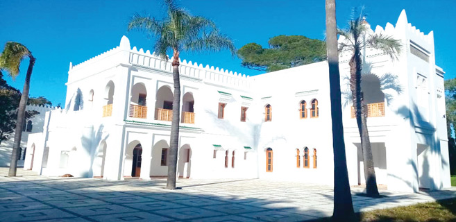 Tanger / Patrimoine national :  La Villa Harris retrouve sa splendeur