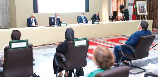 Rabat-Salé-Kénitra : Plus de 608 MDH pour de nouveaux projets approuvés