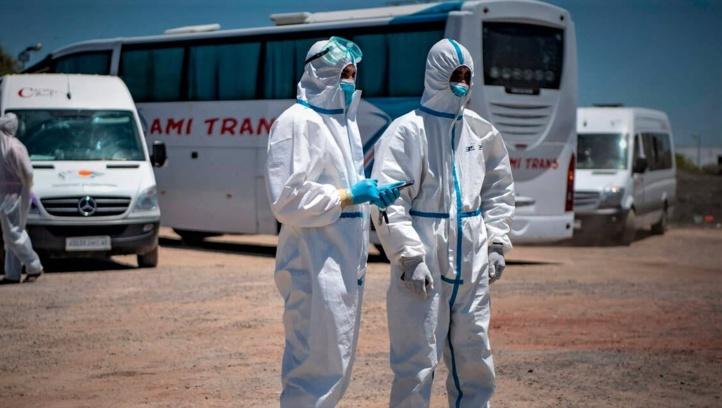 Compteur coronavirus : 2.563 nouveaux cas et 33 décès en 24H