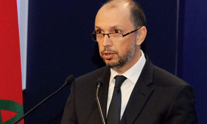 Mohcine Jazouli met en avant les Orientations de SM le Roi devant le Conseil exécutif de l'UA