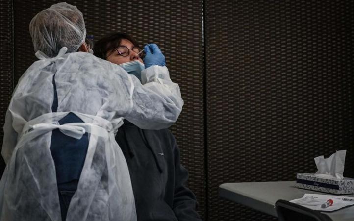 Compteur coronavirus : 3.387 nouveaux cas et 41 décès en 24H