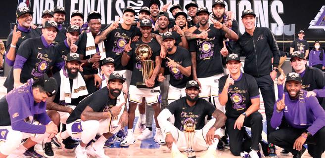 NBA : Une saison 2019-2020 sans précédent