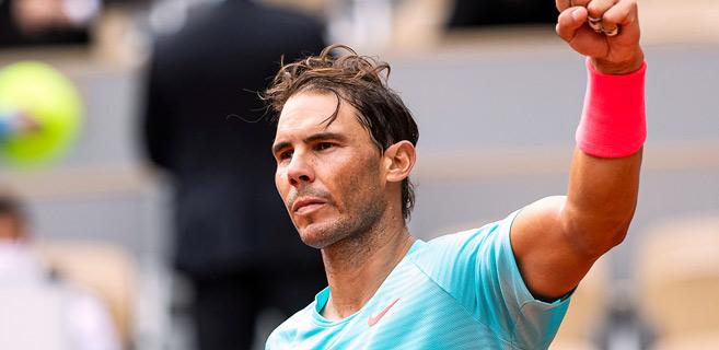 Tennis : Nadal phénoménal et Swiatek seigneuriale