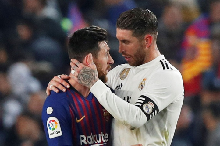 """Liga : Le premier  """"clasico"""" Barça-Real, le 24 octobre à huis clos au Camp Nou"""