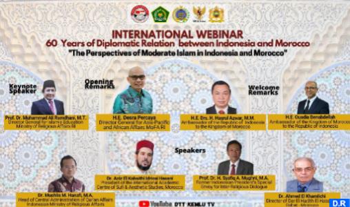 Le Maroc et l'Indonésie ont les atouts nécessaires pour faire prévaloir l'Islam du juste milieu