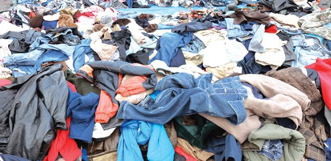 L'utilisation des déchets textiles : De nouvelles opportunités pour le secteur des BTP