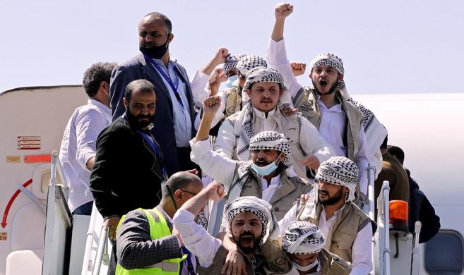 Yémen : Echange des prisonniers