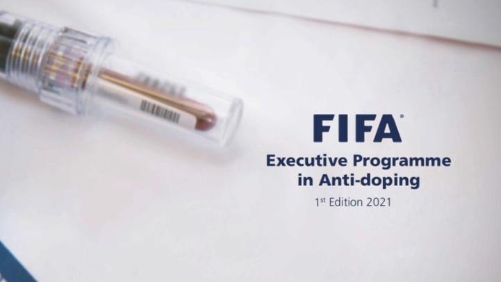 La FIFA lance son programme exécutif de lutte contre le dopage