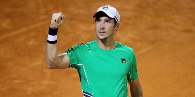 Tennis : Lajovic, Rublev et Zverev, le tiercé gagnant