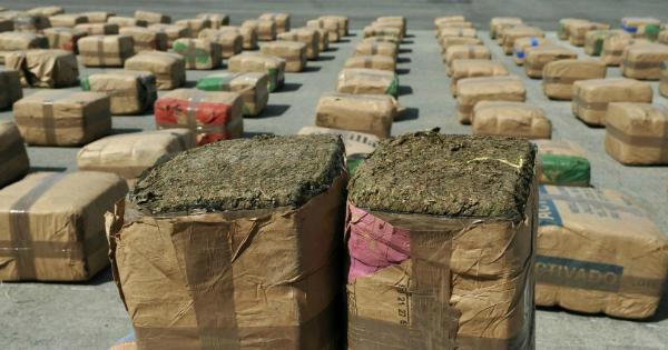 Quatre tonnes de résine de cannabis saisies près d'Al-Hoceima