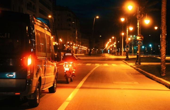 Tétouan : Couvre-feu nocturne réinstauré à partir de ce mercredi