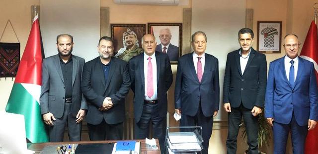 Palestine : Poursuite du dialogue national Fatah - Hamas jusqu'à réconciliation globale
