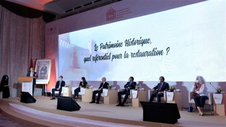 Rabat : Mise en place d'un référentiel national pour la restauration du patrimoine bâti