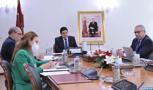 Relations maroco-indiennes : une grande dynamique insufflée aux relations bilatérales