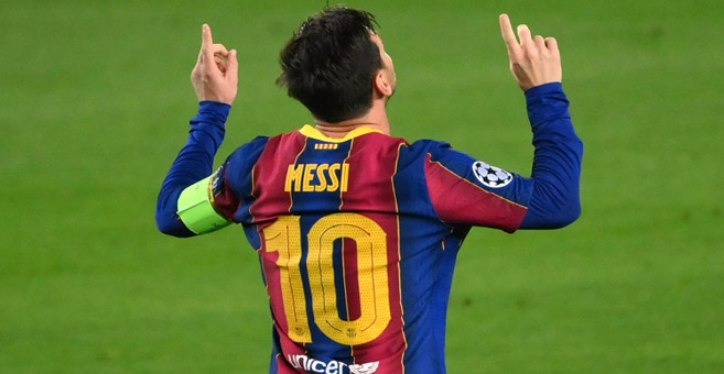 Ligue des champions : Messi brille à nouveau et le Barça efface ses fantômes