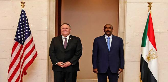 Soudan : Une délégation israélienne a discuté normalisation à Khartoum