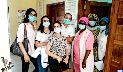 Collectif des Médecins Marocains au Sénégal : Une campagne médicale au profit des Dakarois