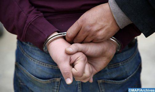 DGSN : Interpellation d'un trentenaire recherché pour crimes avec violence