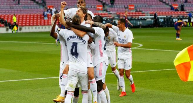 Liga : Le Barça replonge, Ramos vole au secours de Zidane
