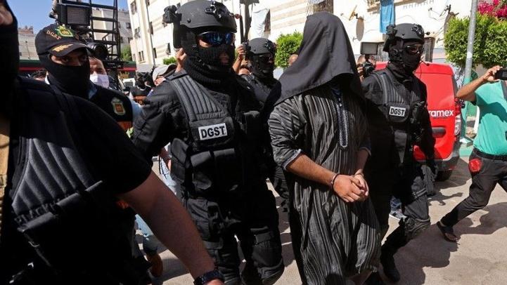 Le chef de la cellule terroriste de Témara tue un employé à la prison de Tiflet